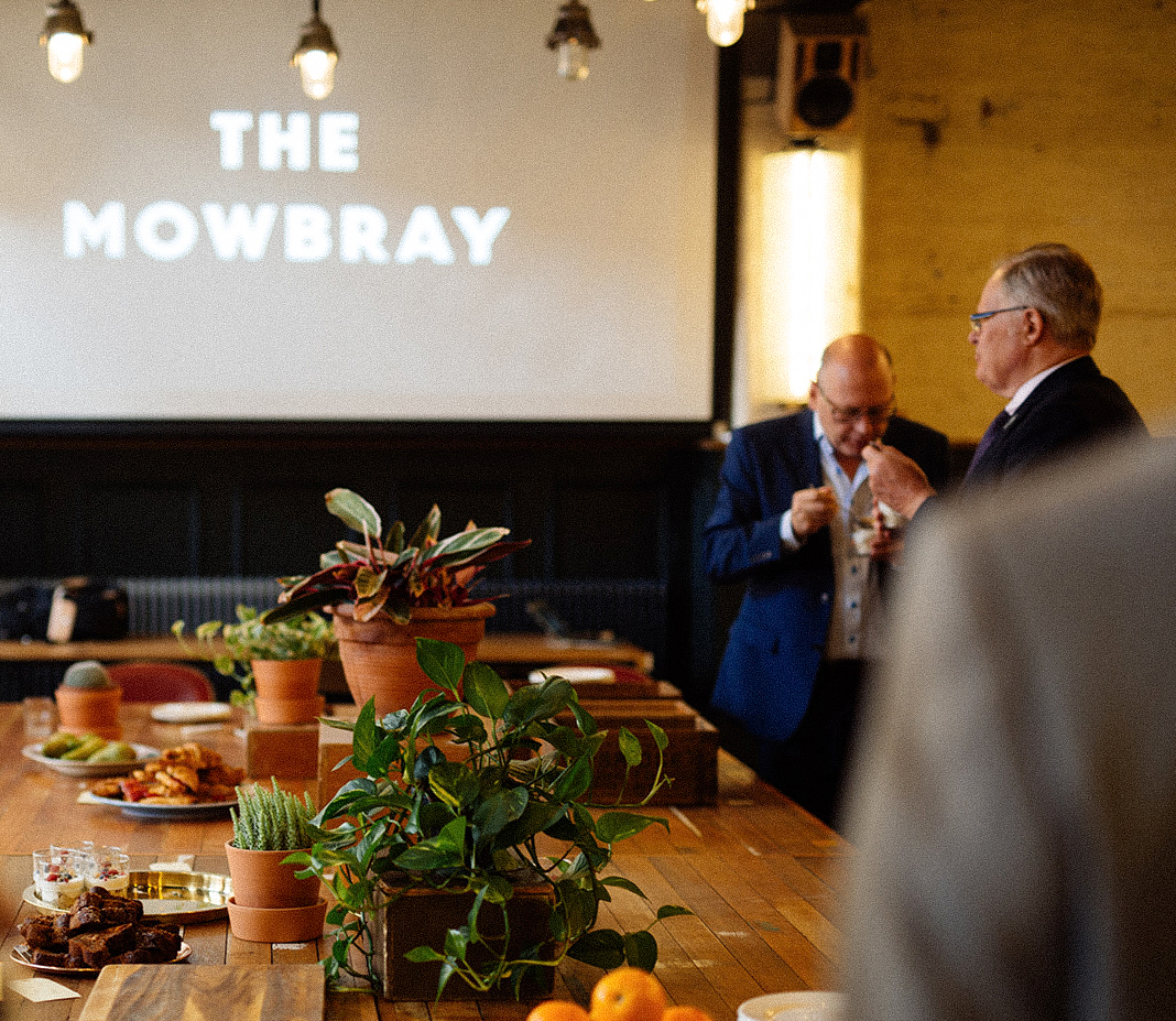 Meeting Room Sheffield - The Mowbray