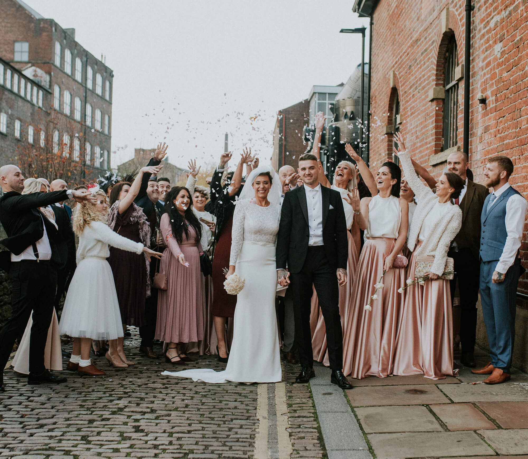 Unique Wedding Food and Drink Sheffield